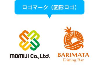 ロゴデザイン(図形ロゴ)