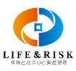 LIFE & RISKロゴ作成実績