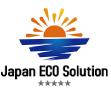 Japan ECO Solutionロゴ作成実績