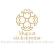 Mugunet daikanyamaロゴ作成実績