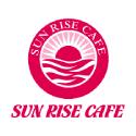 SUN RISE CAFEdロゴ作成実績