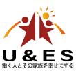 U&ESロゴ作成実績